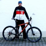 SCM-SPEED CROSS MOUNTAIN BIKE