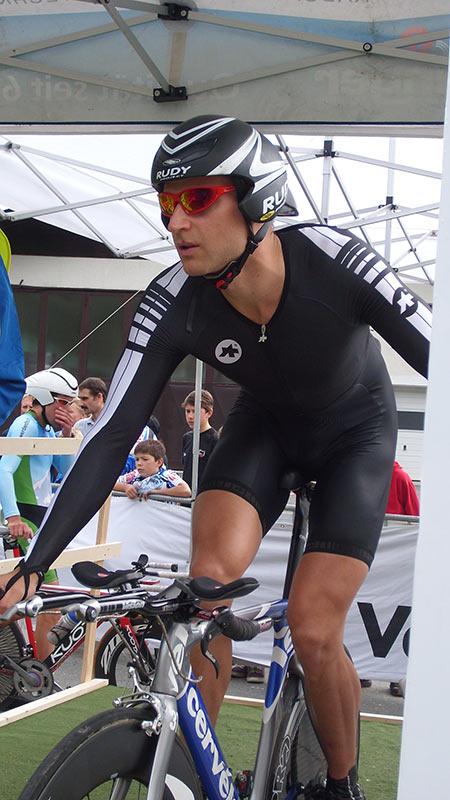 Klaus Steinkeller gewinnt Tiroler Einzelzeitfahrmeisterschaft 2010