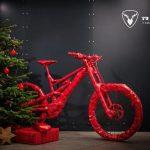 MERRY CHRISTMAS WÜNSCHEN FUNSPORT MÜNCHEN UND ROTWILD BIKES